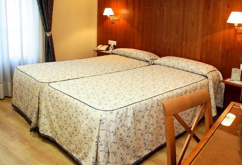 Hotel Hispania Saragozza