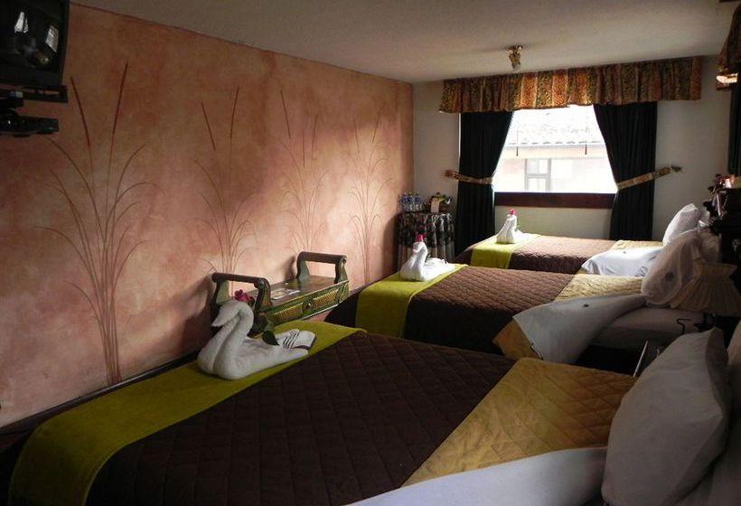 Hotel Museo Sol de Quito