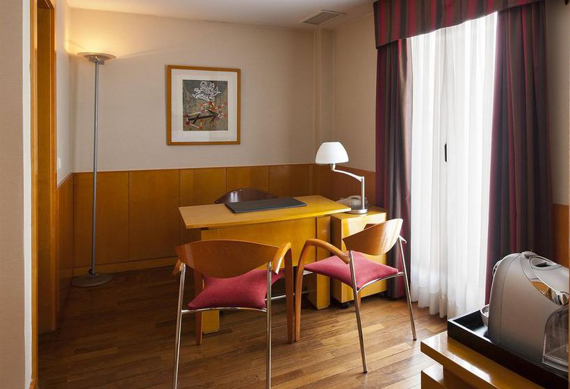 Habitación Hotel Leonardo Madrid City Center