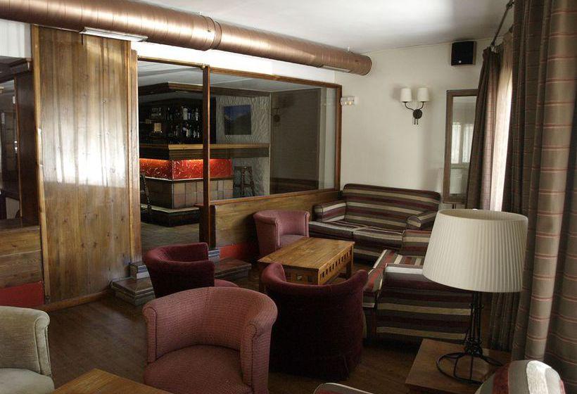 共同スペース ホテル Nievesol Formigal