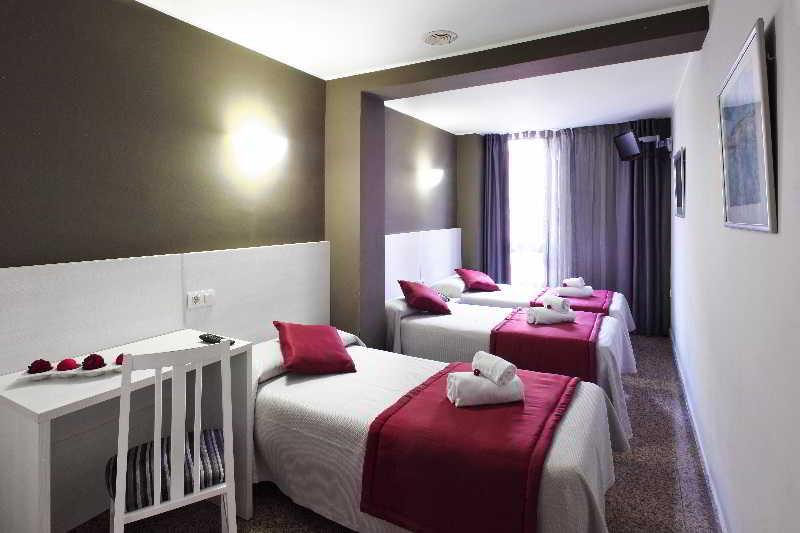 Hotel Nuevo Triunfo Barcellona