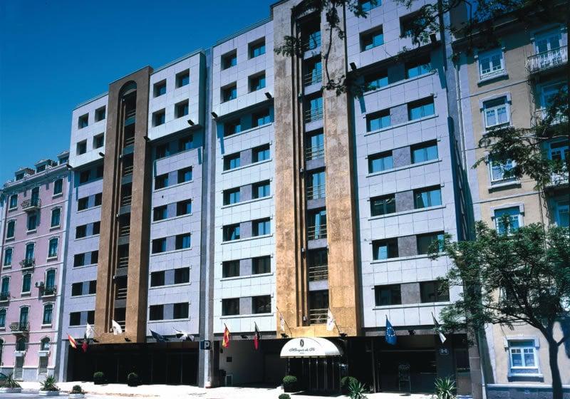 Hôtel Olissippo Marques de Sa Lisbonne
