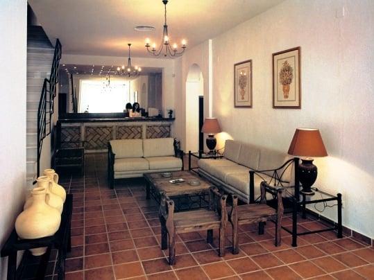 Landhotel San Blas Constantina