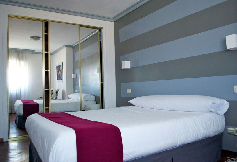 호텔 Vigo Plaza 비고