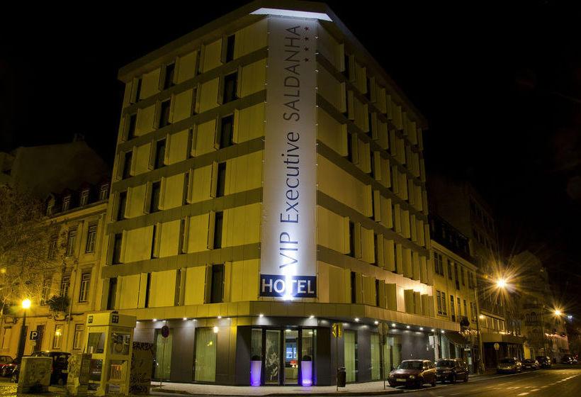 Hôtel VIP Executive Saldanha Lisbonne