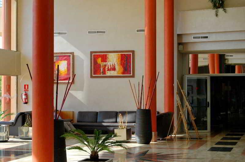 공용 공간 4R Regina Gran Hotel 살루
