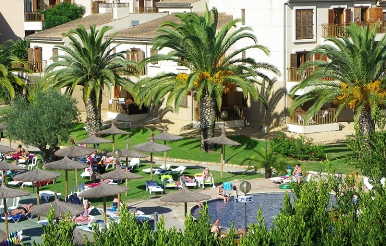 Albir Garden Resort لالفاس دل بي