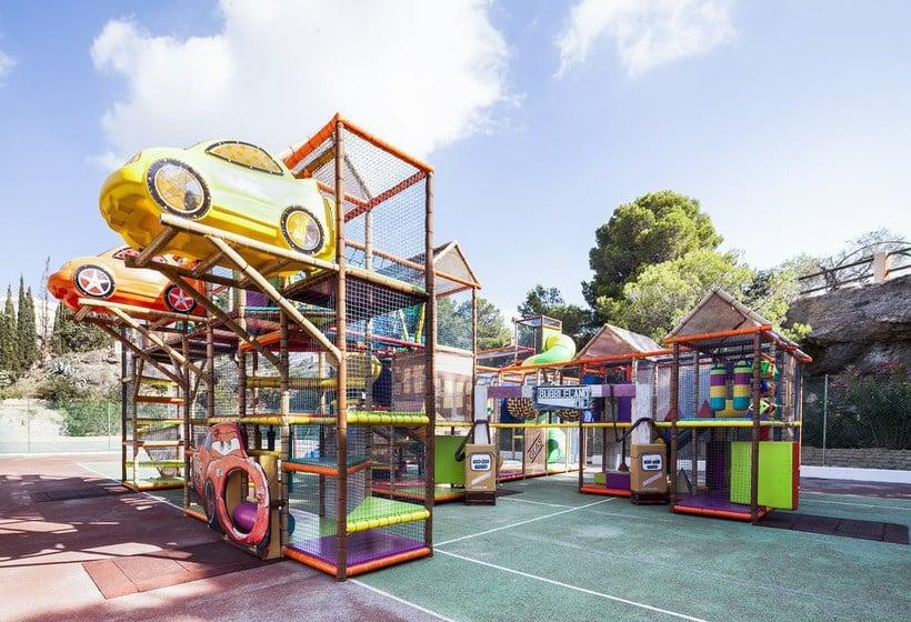 Children's facilities Apartamentos Best Pueblo Indalo Mojacar