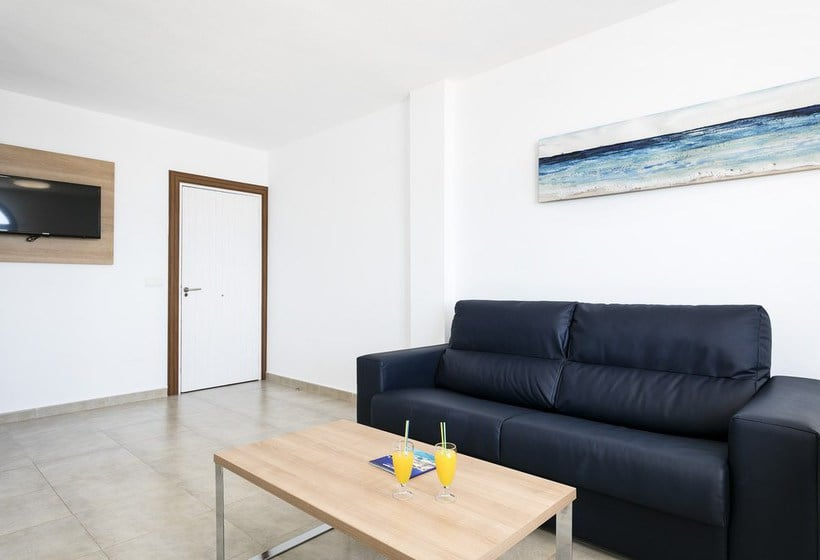 اتاق Apartamentos Best Pueblo Indalo Mojacar