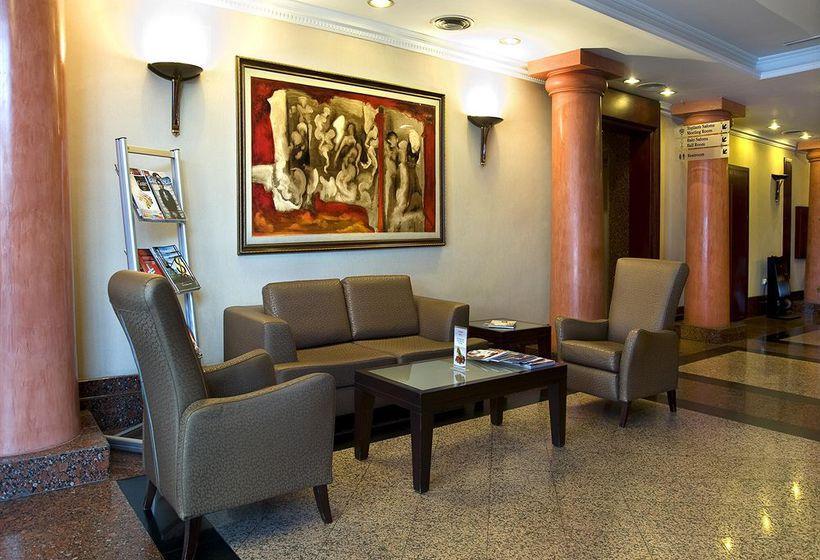 Best Western Hotel Ikibin 2000 앙카라