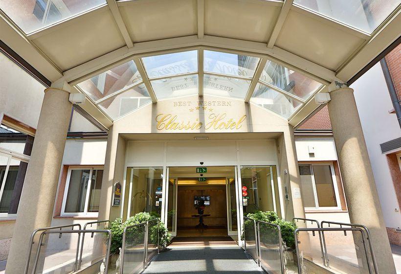 Hotel Best Western Classic Reggio Emilia