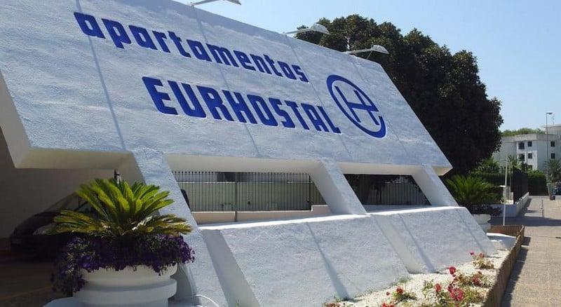 Outside Complejo Eurhostal Alcocéber