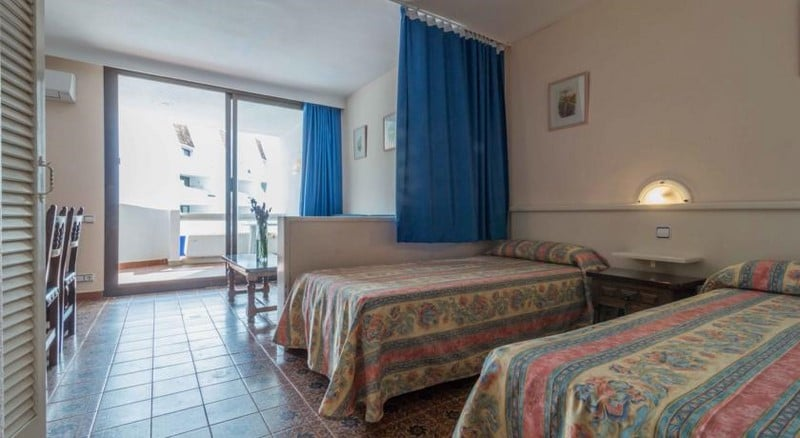 Room Complejo Eurhostal Alcoceber