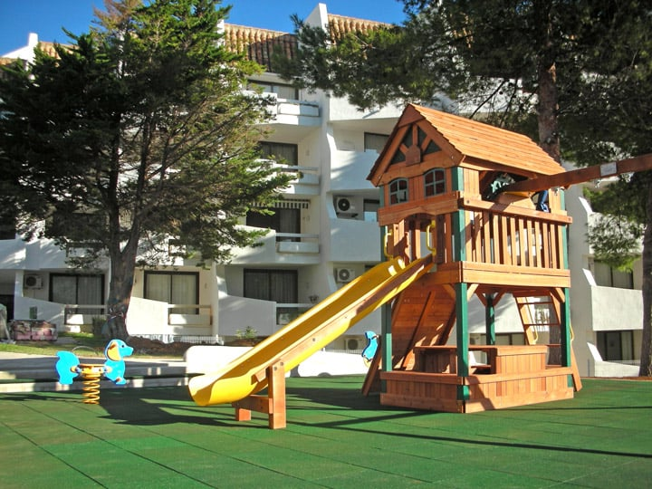 Children's facilities Complejo Eurhostal Alcoceber