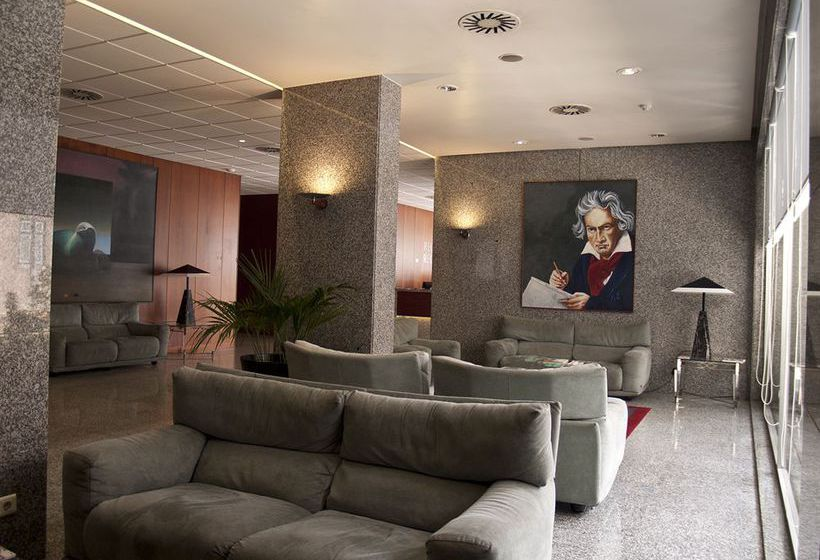 Common areas Hotel 3K Madrid Lisbon
