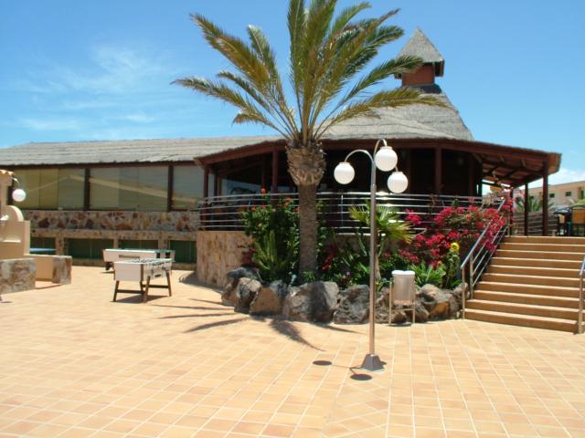 Exterior Hotel Arena Corralejo
