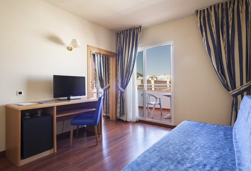 غرفة فندق Best Mojácar موخاكار