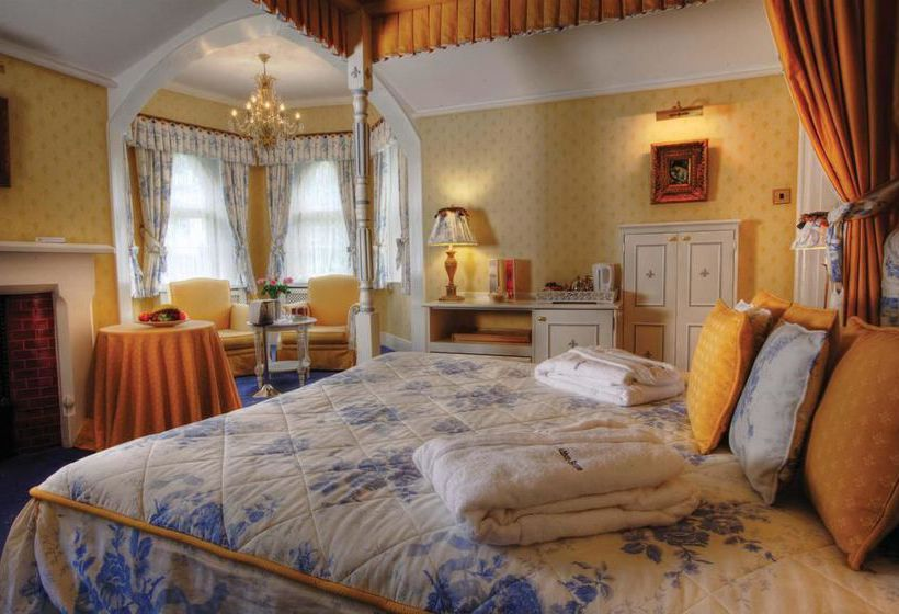 فندق Best Western Abbots Barton كانتربيري
