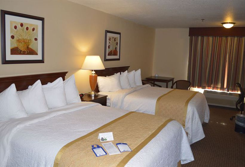 호텔 Best Western Plus CottonTree Inn Idaho Falls
