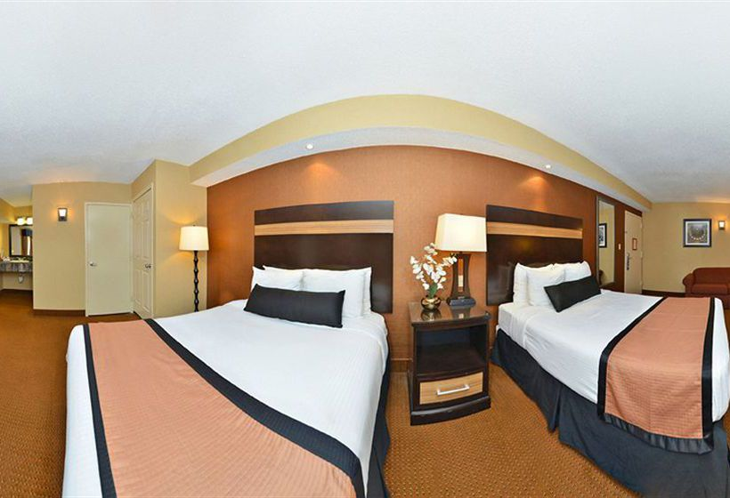 Hotel Best Western Plus Newark Airport West