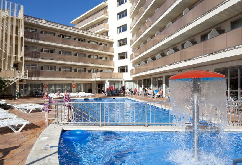 Piscina Hotel H Top Royal Star Lloret de Mar