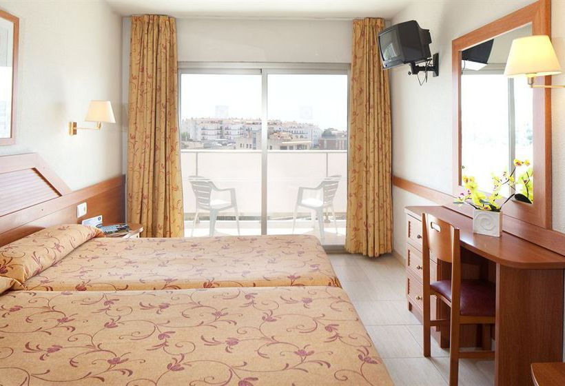 Zimmer Hotel H Top Royal Star Lloret de Mar