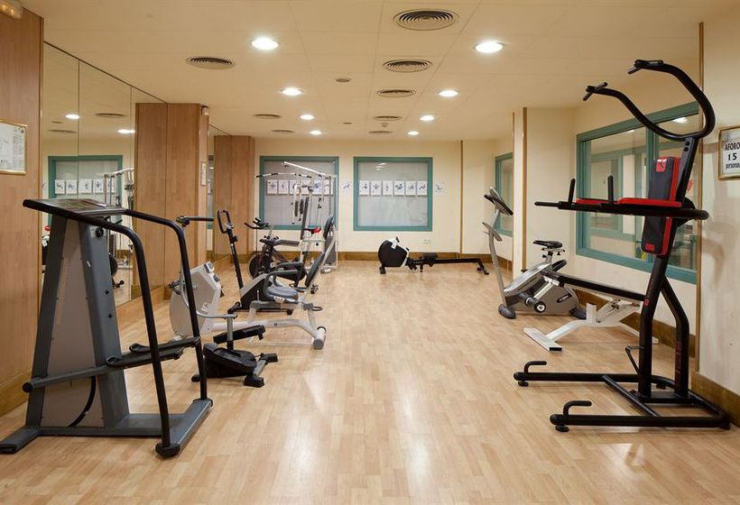 Sports facilities Hotel H Top Royal Star Lloret de Mar
