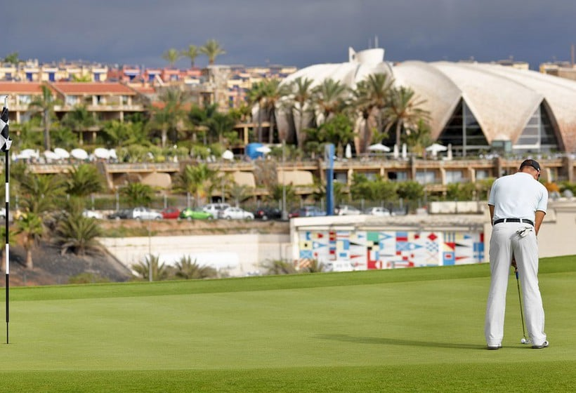 Instalaciones deportivas Hotel H10 Playa Meloneras Palace