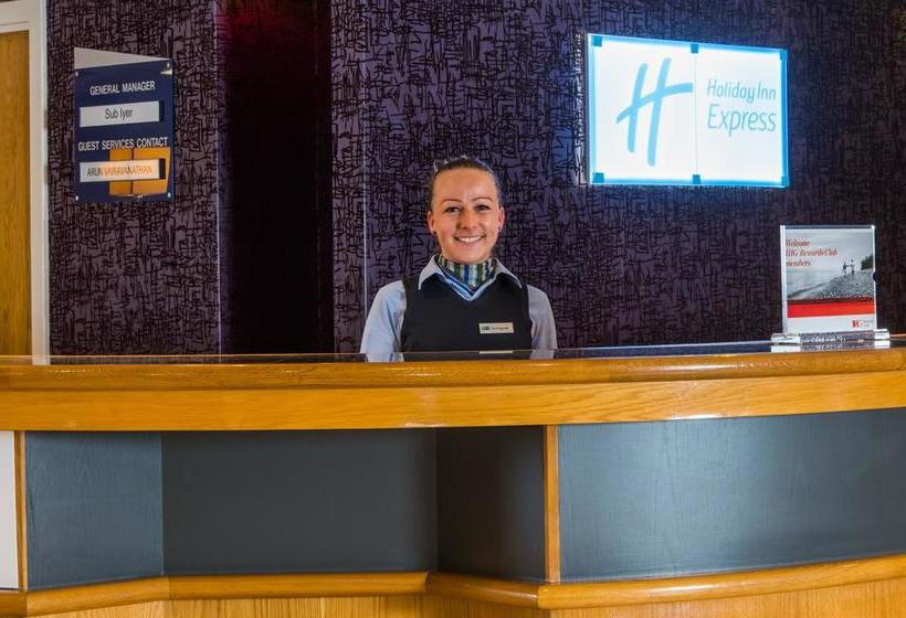 Hotel Holiday Inn Express London Hammersmith Londres