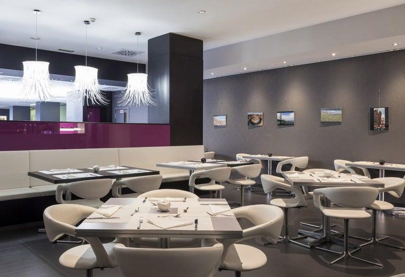 Restaurant Hotel Ilunion Bel Art Barcelona