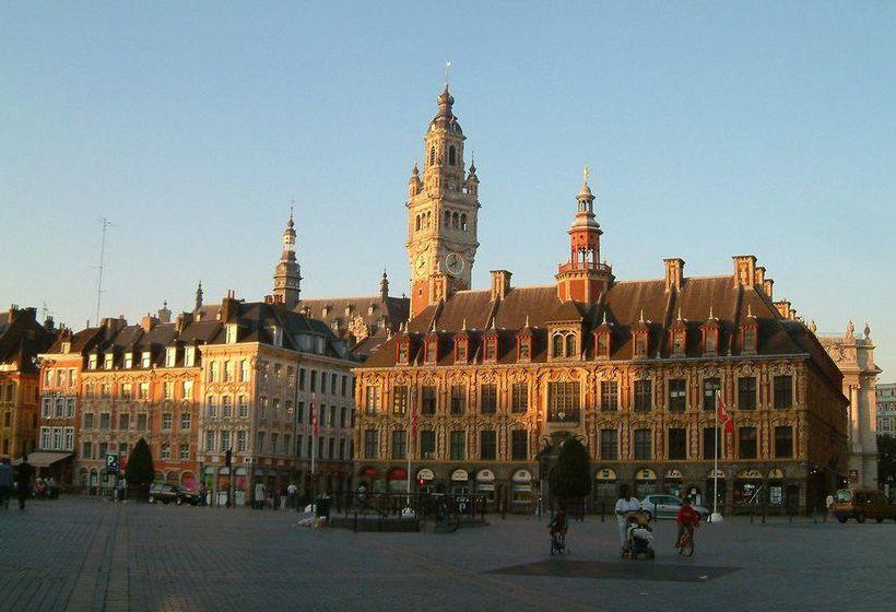 فندق Kyriad Lille Centre Gares ليل