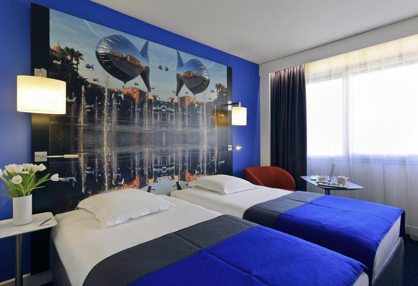 فندق Mercure Nice Centre Notre Dame نيس