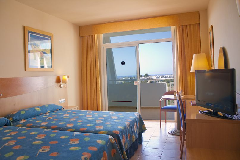 Quarto Hotel Servigroup Marina Mar Mojácar