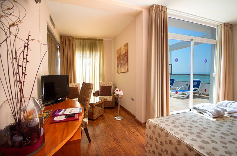 Room Hotel Servigroup Marina Playa Mojacar