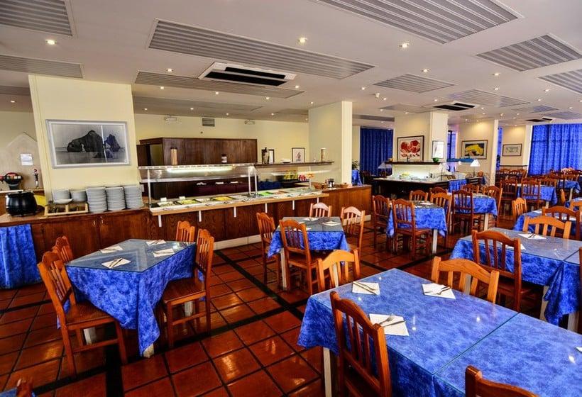 레스토랑 Clube Praia da Rocha by ITC  Praia Da Rocha