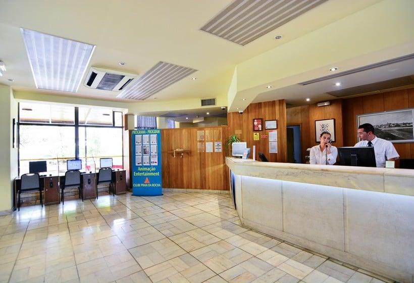 Réception Clube Praia da Rocha by ITC