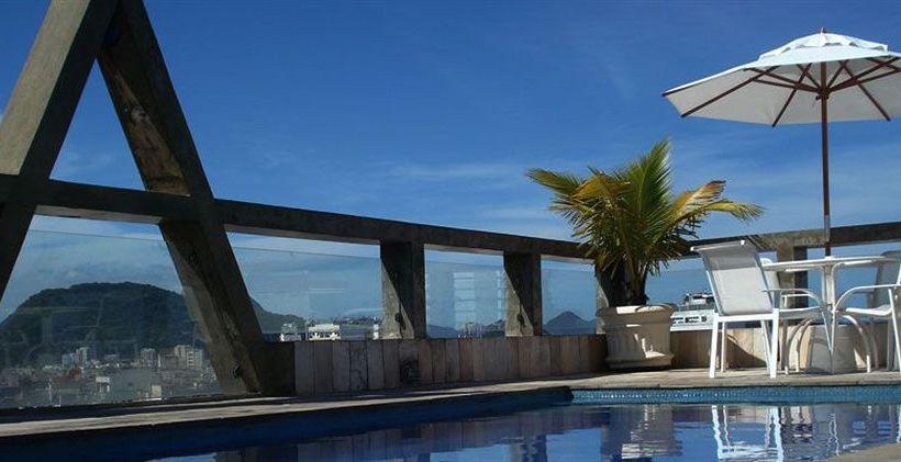 Hotel Augustos Copacabana Río de Janeiro