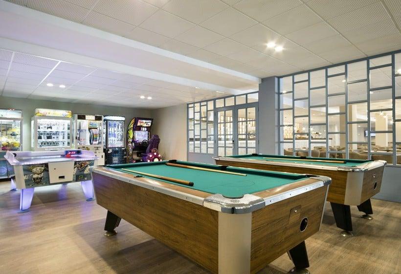 Instalaciones deportivas Hotel Best Marítim Cambrils