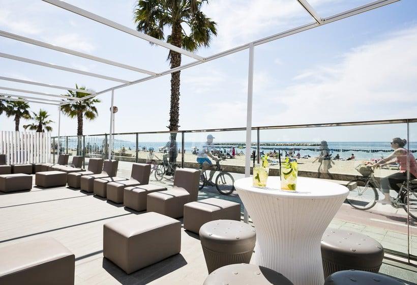 أماكن عامة فندق Best Marítim كامبريلس