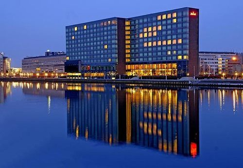 Copenhagen Marriott Hotel コペンハーゲン