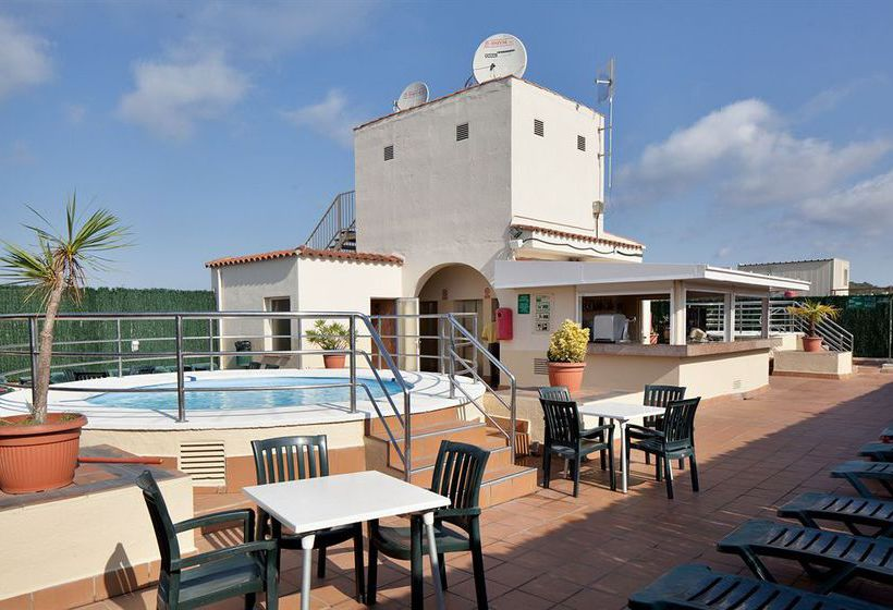 Esterno Hotel H Top Royal Beach Lloret de Mar