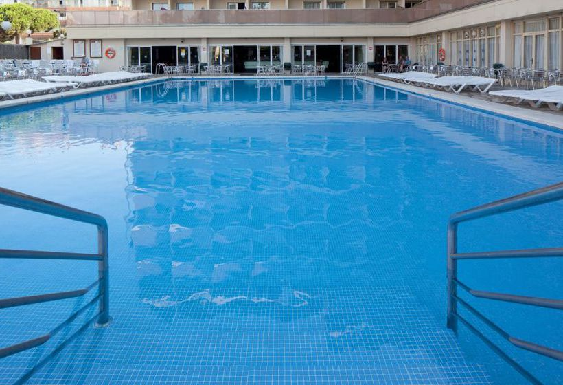 Piscina Hotel H Top Royal Beach Lloret de Mar