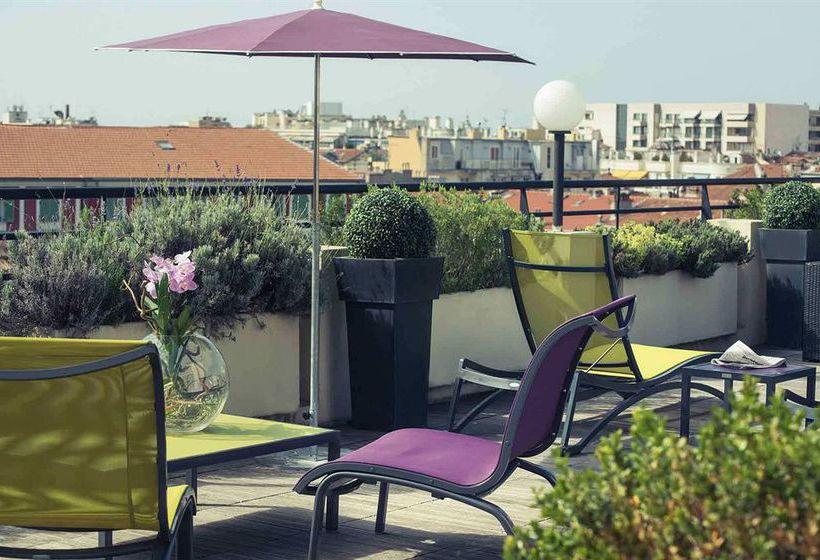 Hotel Mercure Nice Grimaldi Nizza