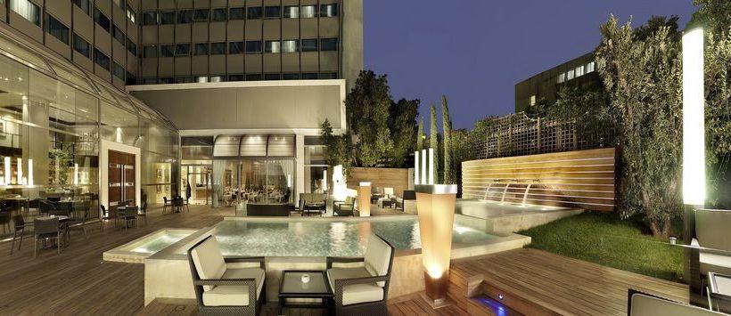 ホテル Metropolitan アテネ