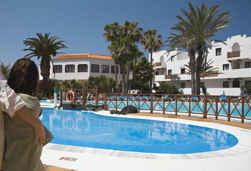 Swimming pool Hesperia Bristol Playa Corralejo