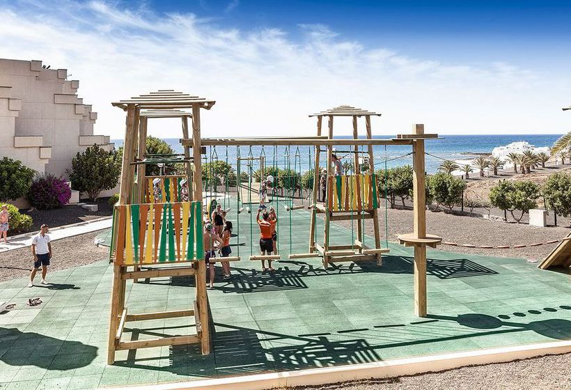 Instalaciones infantiles Hotel Occidental Lanzarote Playa Costa Teguise