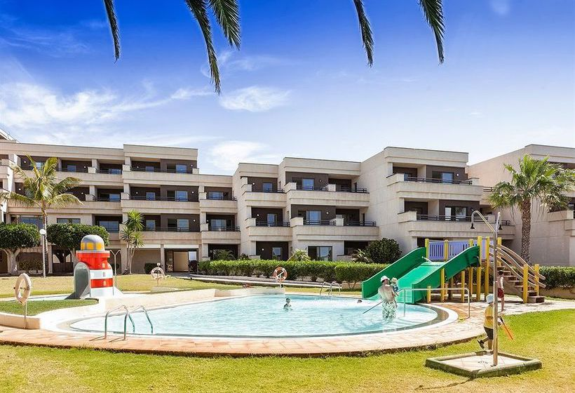 Schwimmbad Hotel Occidental Lanzarote Playa Costa Teguise
