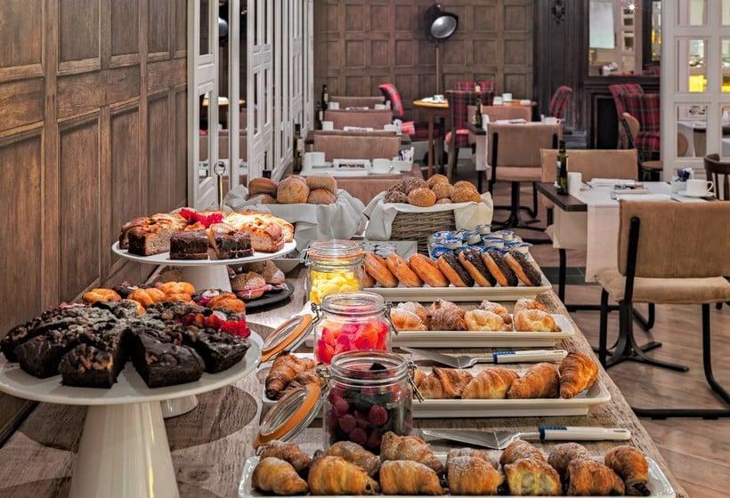 Restaurant H10 Montcada Boutique Hotel Barcelona