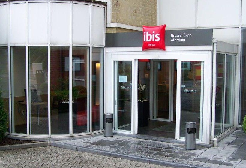 فندق Ibis Brussels Expo-Atomium بروكسل