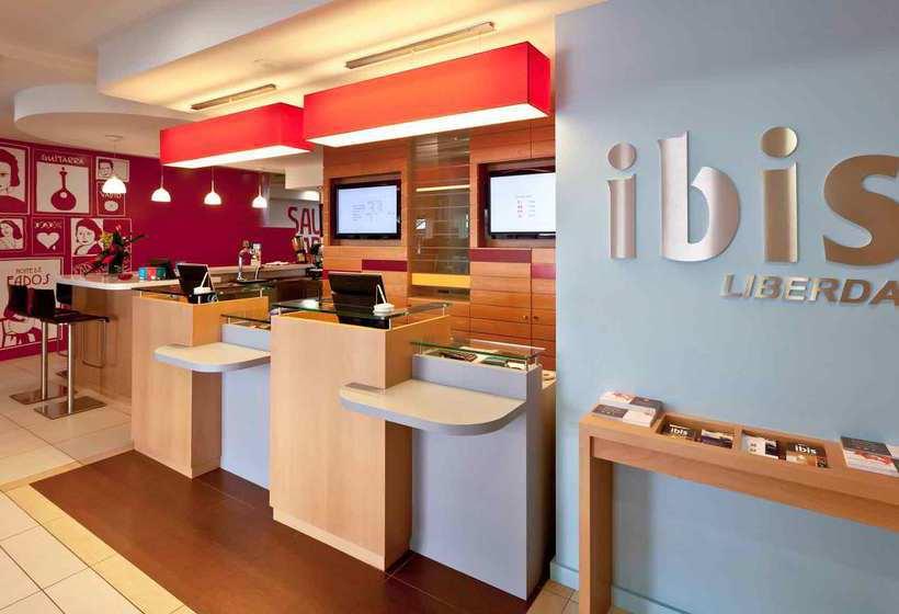 Hôtel Ibis Lisboa Liberdade Lisbonne